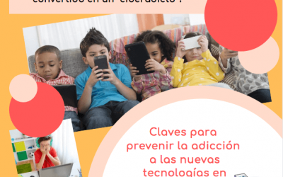 7 claves para prevenir la ciberadicción en nuestros hijos