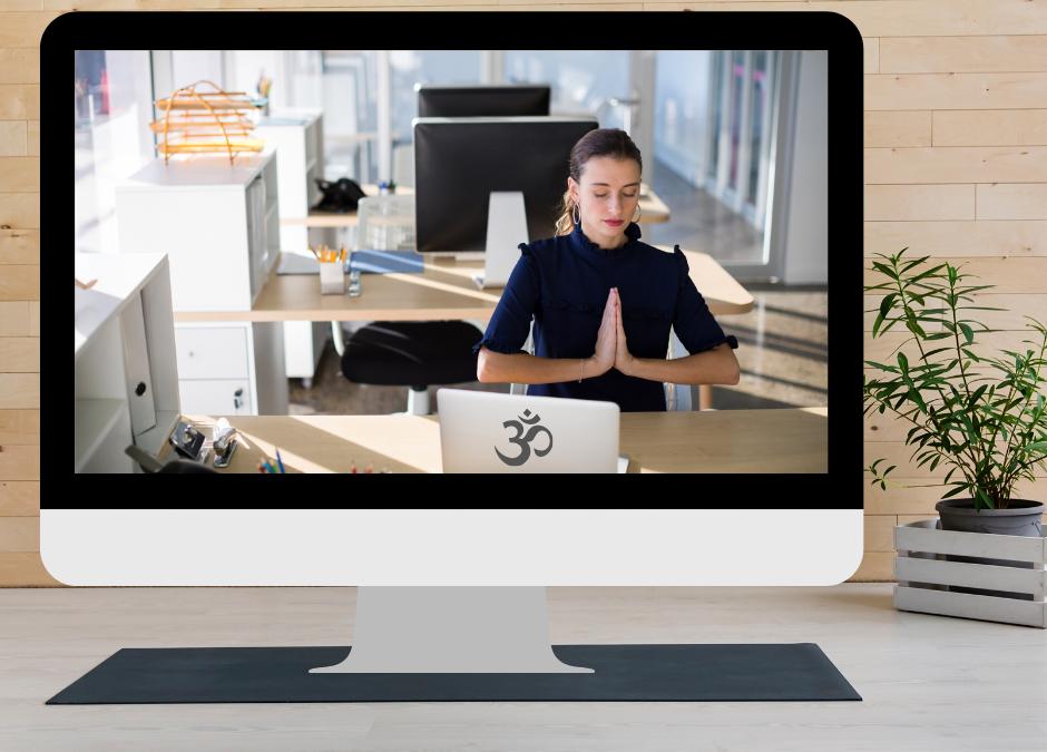 ¿En qué se parece el yoga al marketing online?